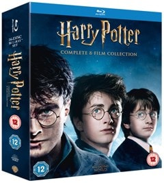 Harry Potter: Complete 8-film Collection - 2