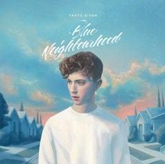 Blue Neighbourhood: 5th Anniversary Pink Vinyl - 1