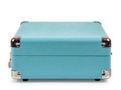 Crosley Cruiser Deluxe Turquoise Turntable - 4