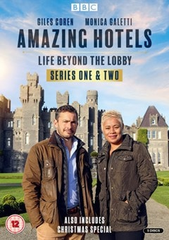 Amazing Hotels - Life Beyond the Lobby: Series One & Two - 1