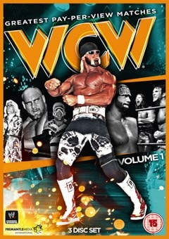 WCW: Greatest PPV Matches - Volume 1 - 1