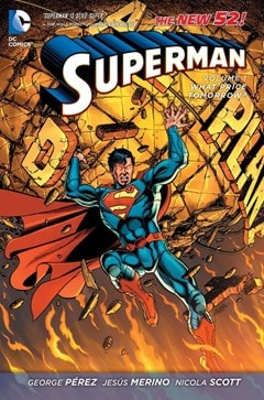 Superman Vol. 1: What Price Tomorrow? (The New 52) - 1
