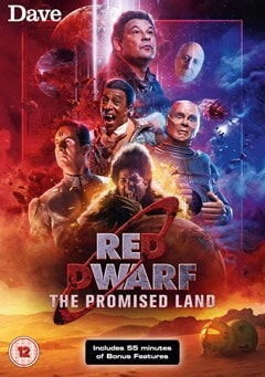 Red Dwarf: The Promised Land - 1