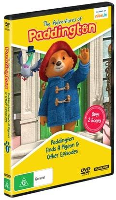 The Adventures of Paddington: Paddington Finds a Pigeon &... - 2