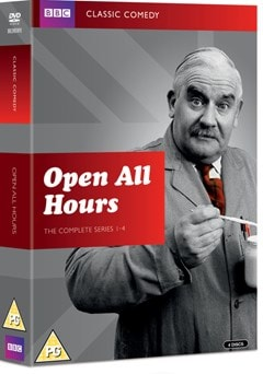 Open All Hours: The Complete Series 1-4 (hmv Exclusive) - 2