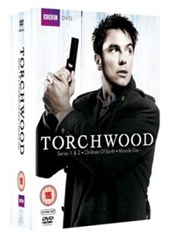 Torchwood: Series 1-4 - 1
