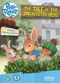 Peter Rabbit: The Tale of the Unexpected Hero - 1