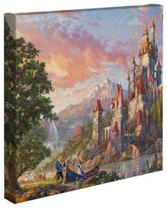 Beauty and the Beast: Limited Edition Canvas Print - 2