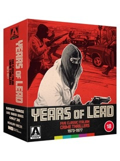 Years of Lead - Five Classic Italian Crime Thrillers 1973-1977 - 2