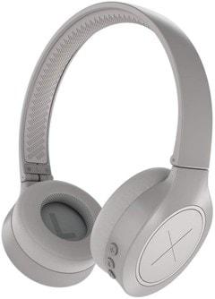 X By Kygo A3/600 Stellar Grey Bluetooth Headphones - 1