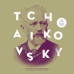 Les Chefs D'Oeuvres De Piotr Illitch Tchaikovsky - 1