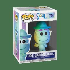 Joe Gardner: Soul World (744) Pixar's Soul: Disney Pop Vinyl - 2