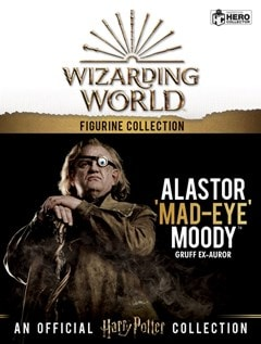 Mad-Eye Moody Figurine: Harry Potter Hero Collector - 5