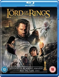 The Lord of the Rings: The Return of the King - 1