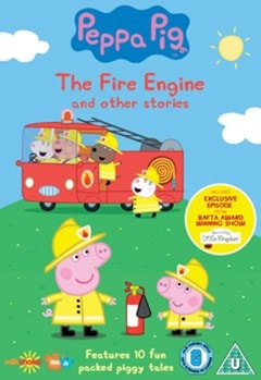 Peppa Pig: The Fire Engine and Other Stories - 1