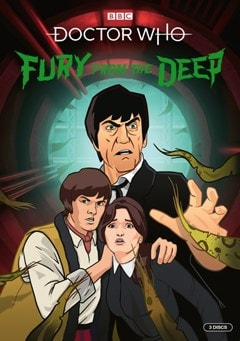 Doctor Who: Fury from the Deep - 1