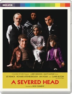 A Severed Head - 1