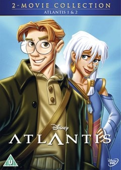 Atlantis: 2-movie Collection - 1