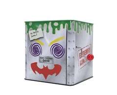 The Joker: Jack-In-The-Box Collectible - 2