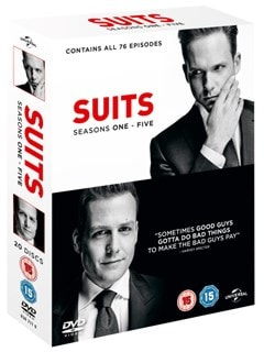 Suits: Seasons One - Five - 2