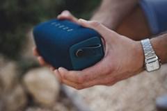 Fresh n Rebel Bold M Petrol Blue Bluetooth Speaker - 4