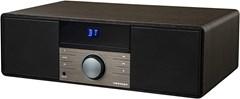Crosley Metro Black Bluetooth HiFi System - 2