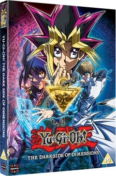 Yu-Gi-Oh: The Dark Side of Dimensions - 2