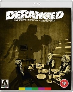 Deranged...The Confessions of a Necrophile - 1