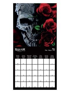 Requiem Collective: Square 2022 Calendar - 2