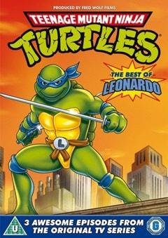 Teenage Mutant Ninja Turtles: Best of Leonardo - 1