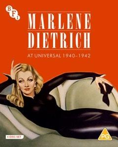 Marlene Dietrich at Universal 1940-1942 - 1