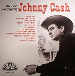 Now Here's Johnny Cash - 1