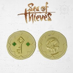 Sea Of Thieves: Gold Hoarders Key Limited Edition Coin - 1