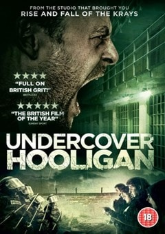 Undercover Hooligan - 1