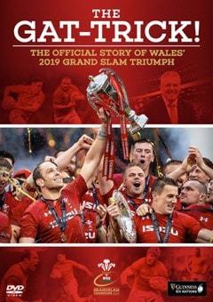 Wales Grand Slam 2019: The Gat-trick - 1