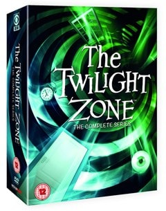 The Twilight Zone: The Complete Series - 2