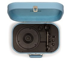Crosley Discovery Glacier Blue Turntable - 6