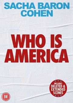 Who Is America? - 1