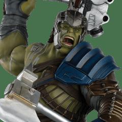 Gladiator Hulk: Marvel Mega Figurine: Hero Collector - 3