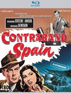 Contraband Spain - 1