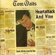 Heartattack and Vine - 1