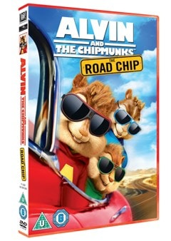 Alvin and the Chipmunks: Road Chip - 1