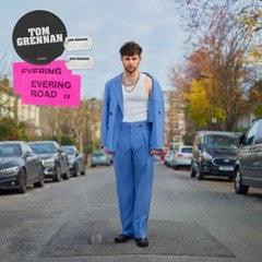 Evering Road - Limited Edition Transparent Blue Vinyl - 2