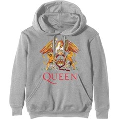 Queen Classic Crest Hoodie (Extra Large) - 1