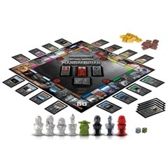 Monopoly: The Mandalorian Edition (Star Wars) - 4