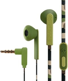 Urbanista San Francisco Green Camo Earphones - 3