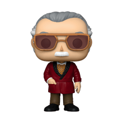 Marvel: Stan Lee Cameo: SDCC (hmv Exclusive) Pop Vinyl - 1