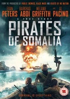 Pirates of Somalia - 1