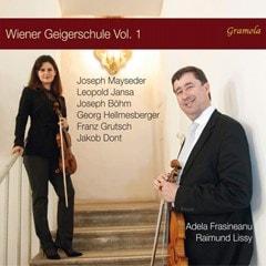 Wiener Geigerschule - Volume 1 - 1