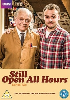 Still Open All Hours: Series Two - 1